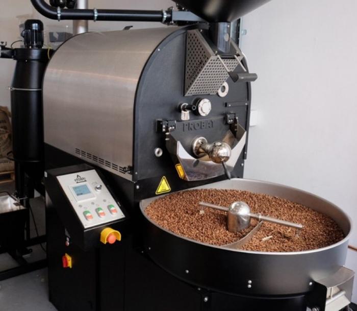 Hướng dẫn rang hạt cà phê